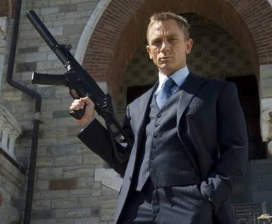 Amenzile în starea de alertă și Agentul 007
