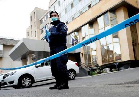 Fostul poliţist care a mințit și a băgat în carantină spitalul Gerota scapă de dosar penal