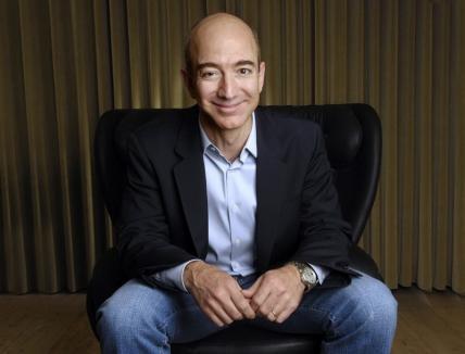 Jeff Bezos, cel mai bogat om din istoria modernă! Vezi ce avere are