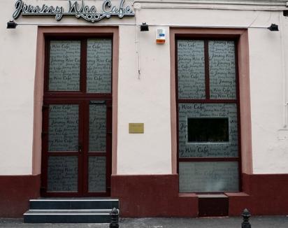 Cafeneaua Jimmy Woo, închisă de Poliţia Locală din cauza gălăgiei