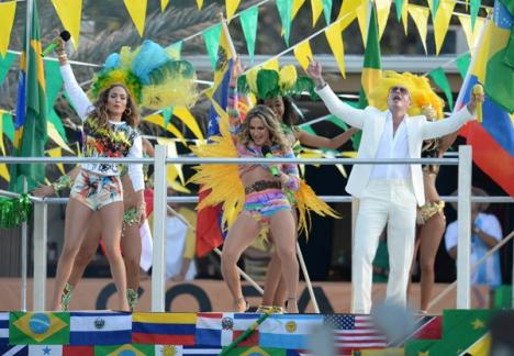 FIFA a lansat videoclipul imnului oficial al Cupei Mondiale din Brazilia (VIDEO)