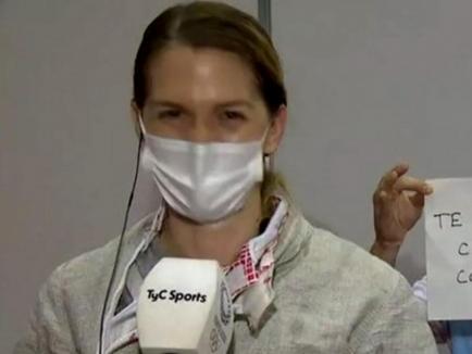Altfel de emoţii la Jocurile Olimpice: O sportivă, cerută în căsătorie de antrenorul ei după un meci (VIDEO)