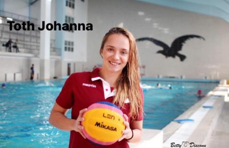 Johanna Toth: 'Pentru mine, câştigarea Cupei României este o performanţă foarte mare'