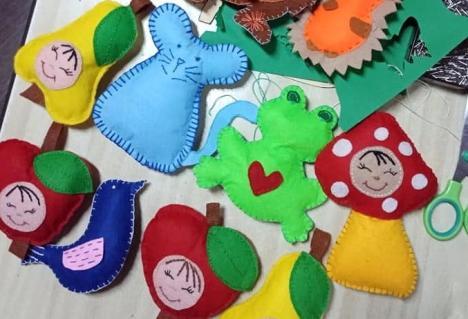 Maraton de voluntariat: Bihorenii, chemaţi să coasă 1001 jucării pentru copiii nevoiaşi