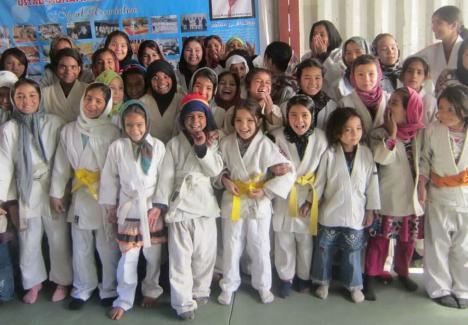 Salvată din Afganistan: Drama unei judoka afgane care a fost ajutată de comunitatea internațională a judoului să evadeze din Kabul