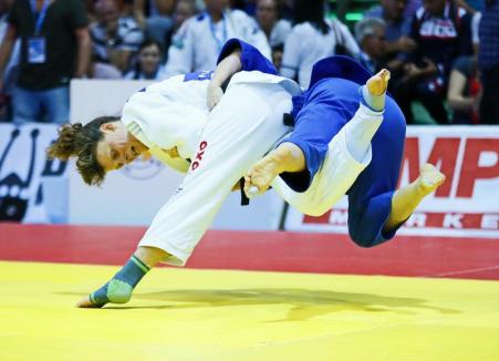Oradea va găzdui, în martie, Campionatul Național individual de judo pentru tineret
