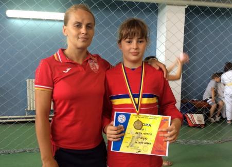 Trei medalii pentru sportivii orădeni la Finala Campionatului Naţional de Judo U11 de la Mangalia