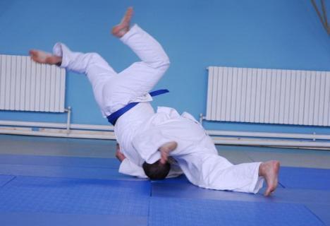 Judoka orădeni Szoke Laszlo şi Valentin Radu, la 'European Judo Open 2017' de la Belgrad