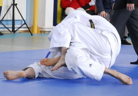 Vlad Luncan a cucerit argintul la Cupa Europeană de judo pentru juniori de la Berlin