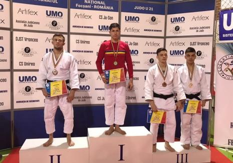 Trei medalii pentru judoka de la LPS Liberty la Campionatul Naţional pentru juniori I, de la Focşani