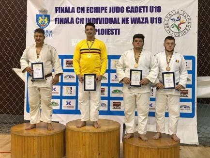 Orădenii de la LPS-Liberty, pe podium la Finalele Campionatului Naţional de judo pentru echipele de juniorii II