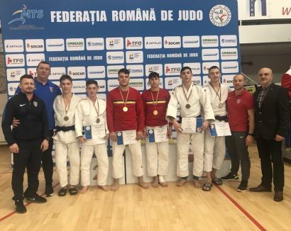 Orădenii de la CSM, printre protagoniştii Finalei Campionatului Naţional de Judo Tineret