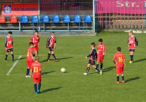 CSM Oradea a preluat grupele de copii ale FC Bihor şi vrea să cumpere brandul clubului