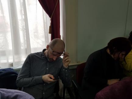 Subprefectul Horia Carţiş, la depunerea jurământului: În aceste vremuri avem nevoie de conştiinţă şi de integritate. Vreau să fiu un exemplu pozitiv (FOTO / VIDEO)