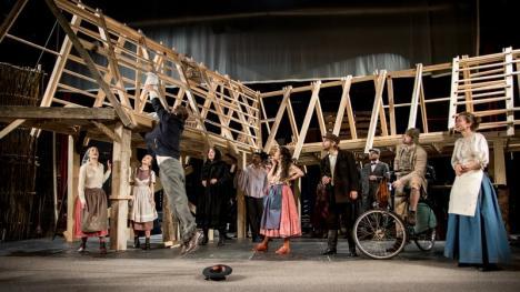 'Kakuk Marci', în premieră la Teatrul Szigligeti