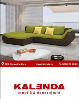 Oferta ERA Home Center s-a îmbogățit cu un nou brand: Mobila Kalenda