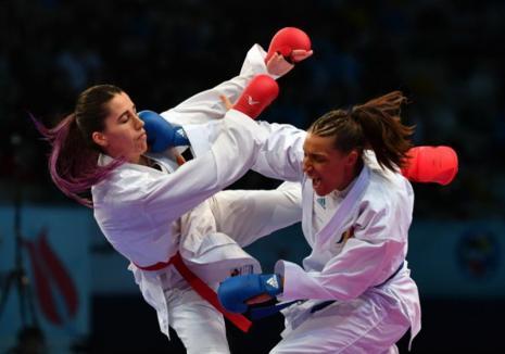 Karateka de la Shogunul Oradea au obţinut 18 clasări pe podium la Internaţionalele Croaţiei, de la Virovitica