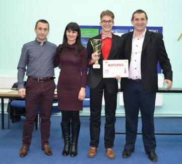 Clubul Sportiv UAMT Universitatea Agora şi-a premiat laureaţii pe anul 2015