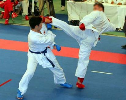 Oradea, premiată la Campionatul Naţional de Karate-Do, versiunea WUKO