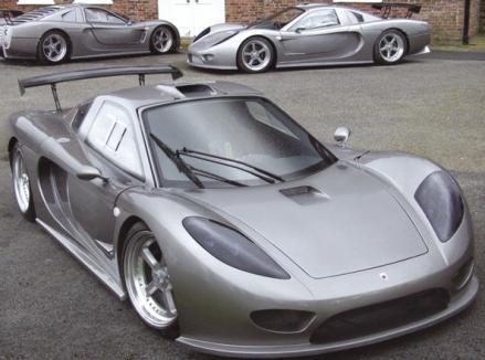 Keating TKR se vrea cea mai rapidă maşină din lume