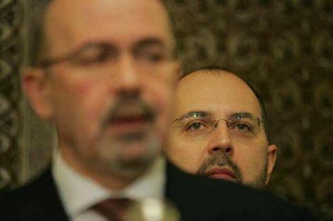 Laszlo Tokes: Dacă Hunor se uită în oglindă, se vede Marko Bela