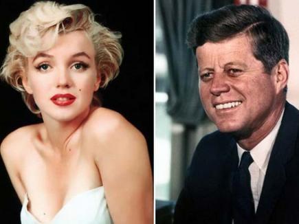 Marilyn Monroe, la orgii cu fraţii Kennedy