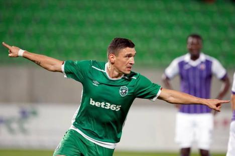 Gol după gol: Claudiu Keşeru şi-a prelungit cu doi ani contractul cu Ludogoreţ (VIDEO)