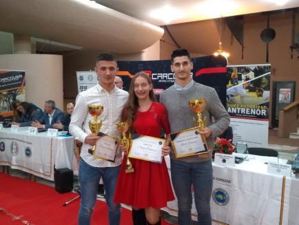 La 20 de ani de la înfiinţare, clubul King Do-Lions Oradea şi-a premiat laureaţii pe 2018. Karina Mihuţa şi David Sferle, sportivii anului (FOTO)