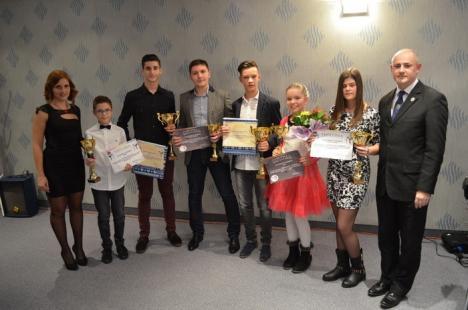 CS King Do-Lions Oradea şi-a desemnat laureaţi: David Mureşan, sportivul anului!