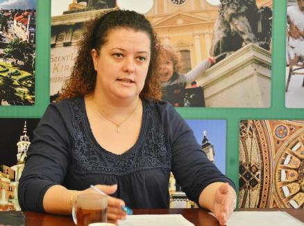 Consilierul UDMR Kirei Melinda acuză din nou administrația Bolojan de lipsă de transparență