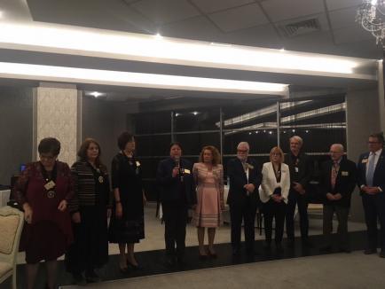 Conducerea Kiwanis România a fost aleasă din Oradea: prof. dr. Iuliana Păcurar!