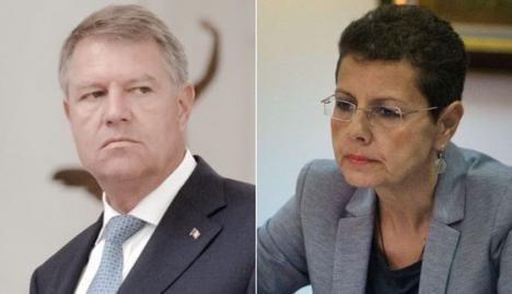 Iohannis are rezerve în privinţa numirii Adinei Florea la şefia DNA. 'România nu poate face paşi înapoi în lupta anticorupţie'