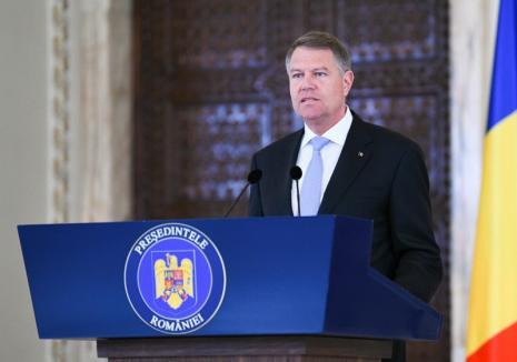 """Preşedintele Klaus Iohannis cere demisia premierului Dăncilă: """"Transformă guvernul într-o vulnerabilitate pentru România"""""""