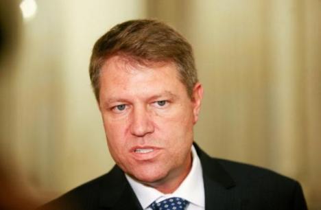 Klaus Iohannis, desemnat candidatul PNL la Preşedinţie
