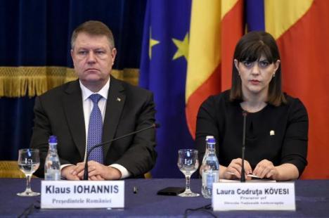 Iohannis refuză să o revoce pe Kovesi. Ministrul Justiției: Vom sesiza Curtea Constituțională