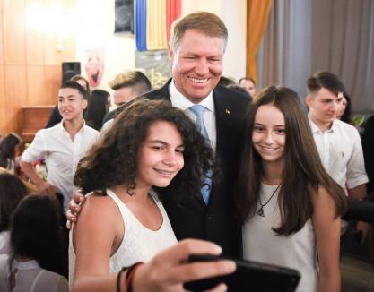 Ziua preşedintelui: Klaus Iohannis a împlinit 59 de ani