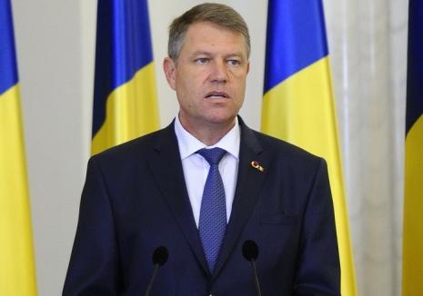 Preşedintele Iohannis, despre modificările Legilor Justiţiei: Există un risc evident ca UE să sancţioneze România, cum a făcut cu Polonia!
