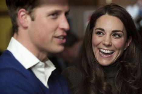 Bebeluş regal: Kate Middleton este însărcinată