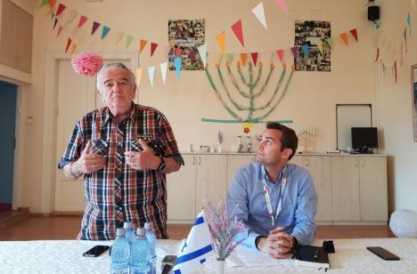 'Shalom Ierusalim', în Piaţa Unirii: Orădenii sunt invitaţi la un festival evreiesc în aer liber
