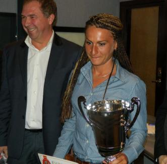 Dorina Korozsi aleargă duminică, pentru a ajunge la Campionatul European