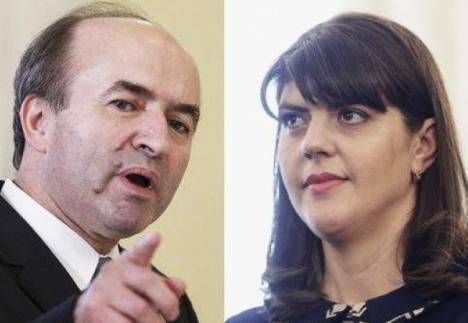 Ministrul Justiţiei cere revocarea din funcţie a şefei DNA. Preşedintele Iohannis o susţine în continuare pe Kovesi
