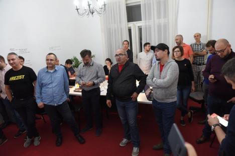 Reacţia USR Bihor după înfrângerea lui Dan Barna: N-am fost 'sincronizaţi' cu bihorenii