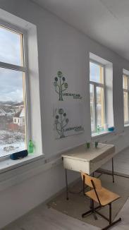 """Cabinet de informatică de 12.000 euro, inaugurat într-un sat din Bihor, de echipa de voluntari """"Laboratoare rurale"""" (FOTO)"""