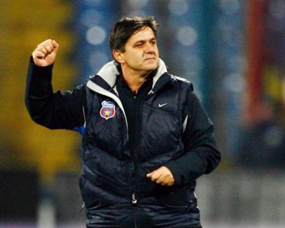 Marius Lăcătuş revine la Steaua