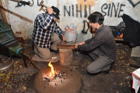 Lali, ţiganul universal: Un gabor din Oradea a impresionat juraţii emisiunii 'Chefi la cuţite' cu o tocăniţă 'şmecherită' (FOTO)