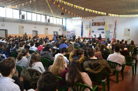 Societatea de Binefacere 'Don Orione' face refugiu pentru turişti la Zece Hotare