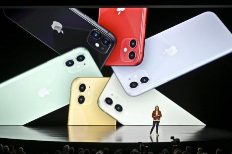 Apple a lansat iPhone 11. Preţurile pornesc de la 700 de dolari (VIDEO)