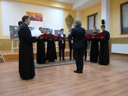Unul din cele 1000 de chipuri. A fost lansat albumul Palatului Episcopal Greco-Catolic (FOTO)