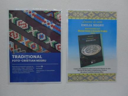 SOS Bihorean: Profesoara Emilia Negru a lansat un volum dedicat folclorului din judeţ (FOTO)