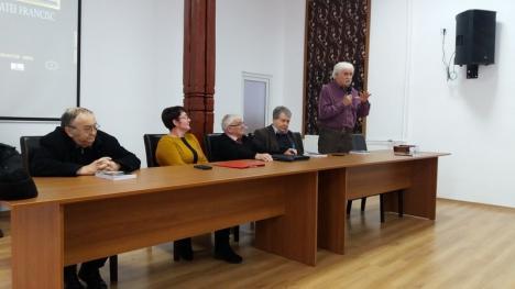Profesorul şi antrenorul de atletism Matei Francisc, omagiat la Beiuş
